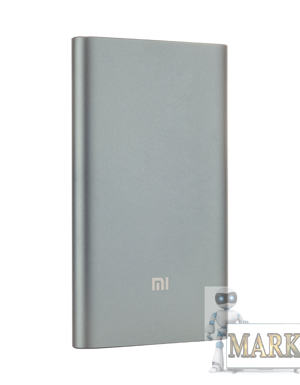 10000 mA/ч Внешний аккумулятор Power Bank Xiaomi Mi Power Bank Pro (VXN4218US); 2A,QuickCharge3.0