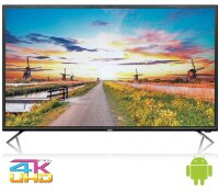 4K ultrahd SMART Телевизор BBK 50LEX-8127/UTS2C