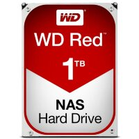 Жесткий диск S-ATAII 1000 Gb WD Red (WD10EFRX)
