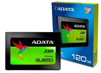 SSD-накопитель 120Гб A-Data Ultimate SU650 (ASU650SS-120GT-R)