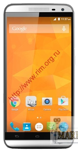 Смартфон Micromax AQ5001 Canvas Power Silver