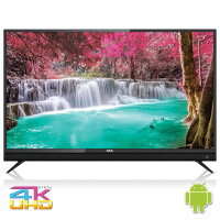 4K ultrahd SMART Телевизор BBK 43LEX-8161/UTS2C