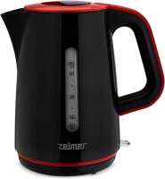 Чайник ZELMER ZCK7620R BLACK/RED