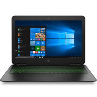 Игровой Ноутбук HP Pavilion Gaming 15-dp0015ur black (7BY19EA)
