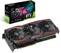 Видеокарта nVidia RTX 2060 SUPER Asus STRIX SUPER (ROG-STRIX-RTX2060S-8G-GAMING)