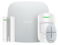 Комплект беспроводной GSM-сигнализации Ajax HubKit Plus (13540.35.WH1)