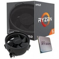 Процессор AMD Ryzen 5 3600XT (100-100000281BOX)