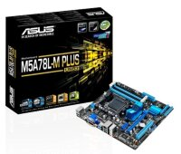 Материнская плата AMD 760G Asus M5A78L-M PLUS/USB3 (90MB0RB0-M0EAY0)