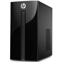 Системный блок ПК HP 460-a210ur black (4XJ29EA)